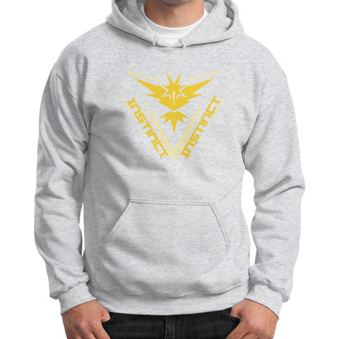 Team Instinct Gildan Hoodie (on man) Shirt - Zacaca Shop USA - 2