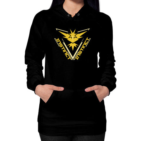 Team Instinct Hoodie (on woman) Shirt - Zacaca Shop USA - 1