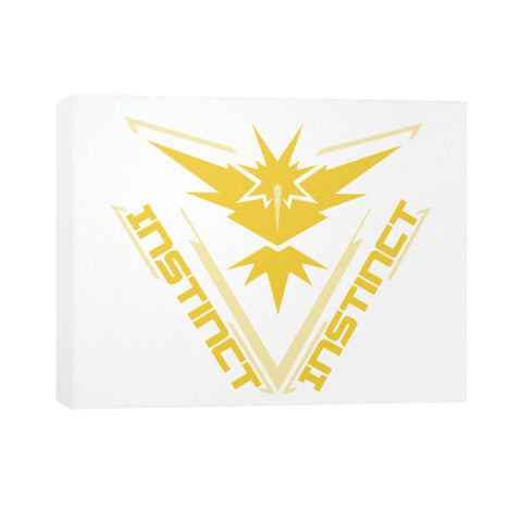 Team Instinct Horizontal Canvas - Zacaca Shop USA - 1