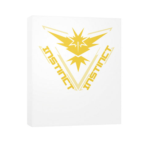 Team Instinct Vertical Canvas - Zacaca Shop USA - 1