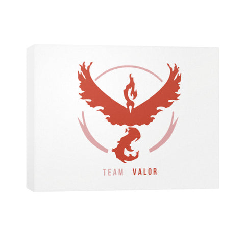 Team Valor Horizontal Canvas - Zacaca Shop USA - 1