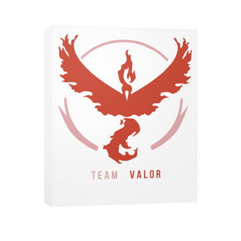 Team Valor Vertical Canvas - Zacaca Shop USA - 1