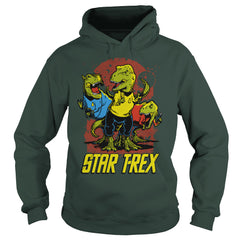 Star t Rex Shirt - Youth Hoodie