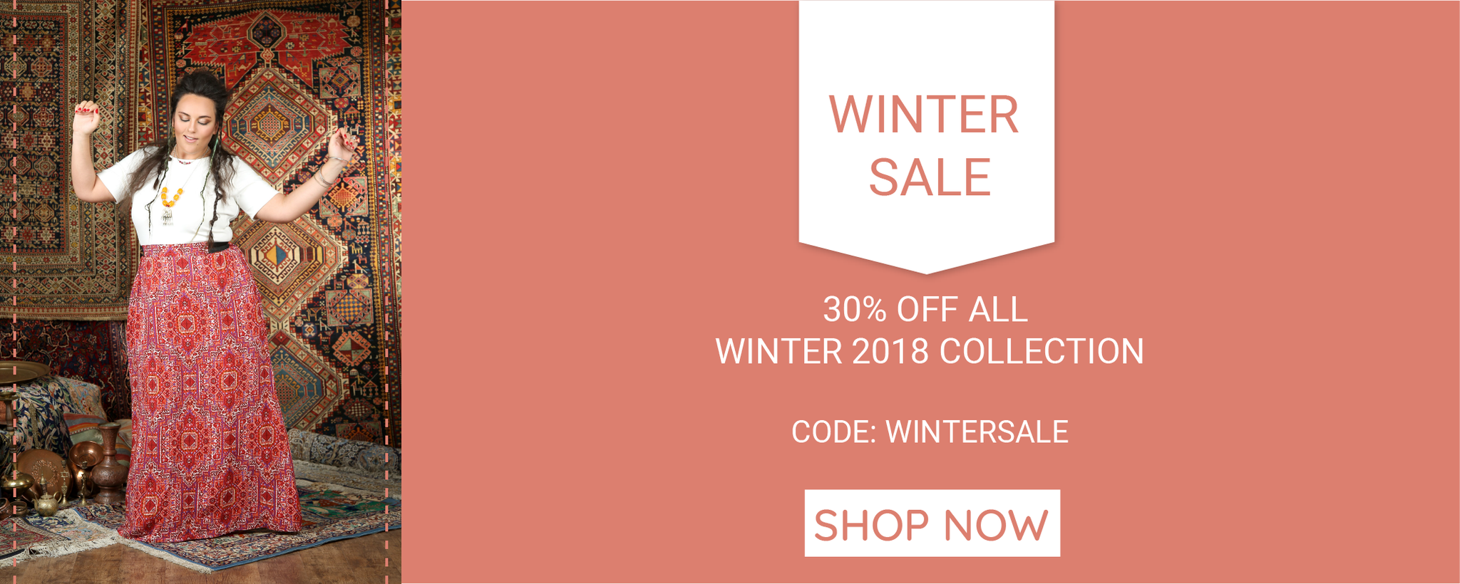 Shani Segev, Winter Sale