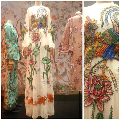 Gucci Garden, Dress, Museum, Fashion Blog, Modest Fashion
