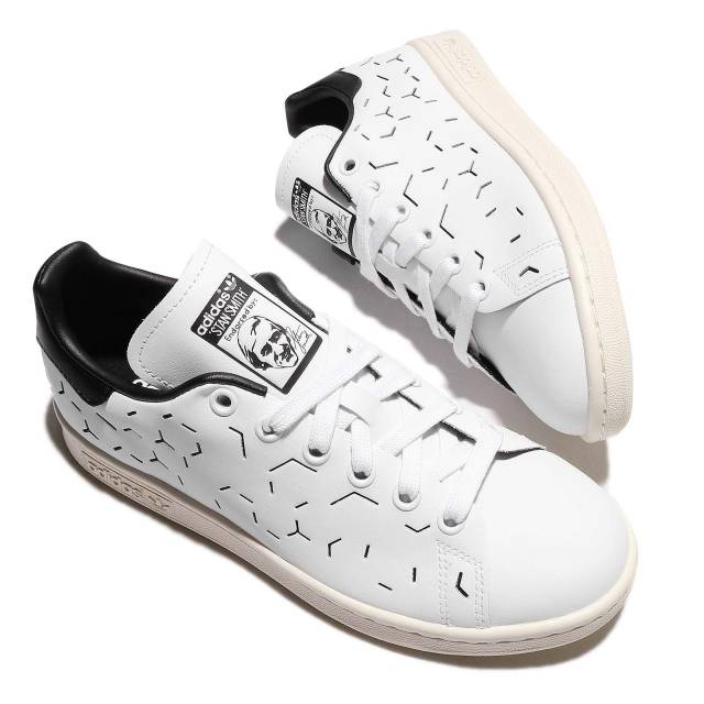 LATEST Laser-Cut adidas Originals STAN SMITH JUST IN at COMO STORE!!