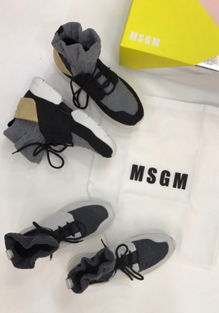 MSGM, a International Italian brand JUST IN Como Store!
