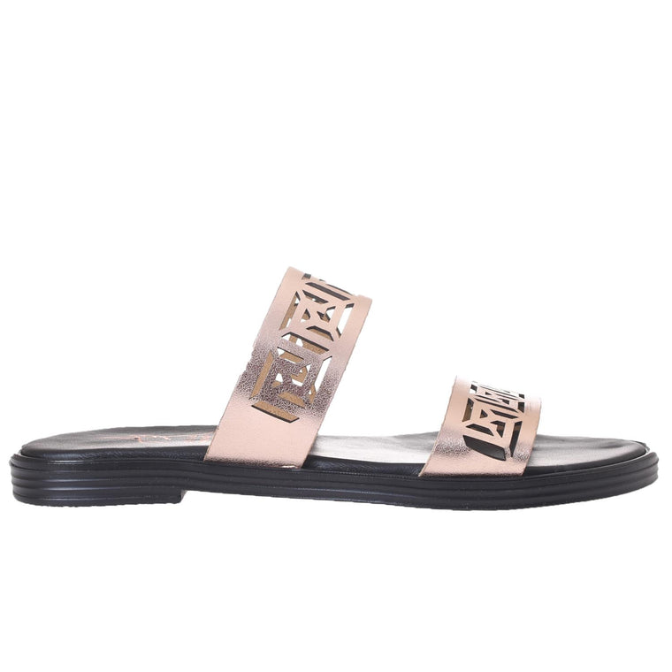 ATHENA GREEK RM013 ROSE GOLD SANDALS