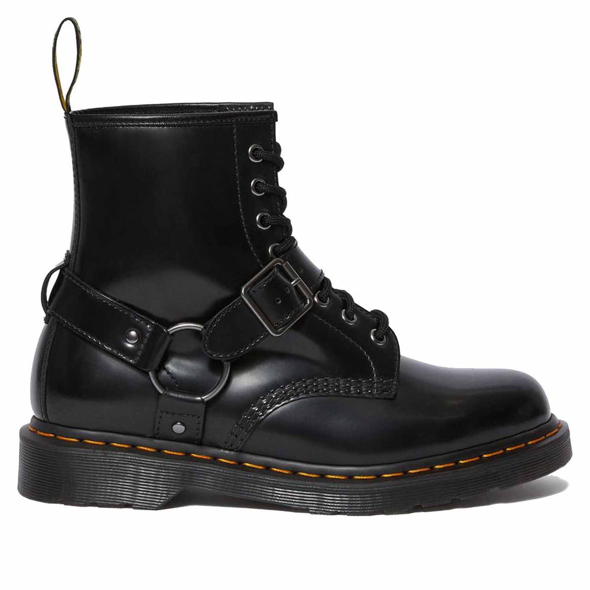 DR. MARTENS 1460 HARNESS BOOTS