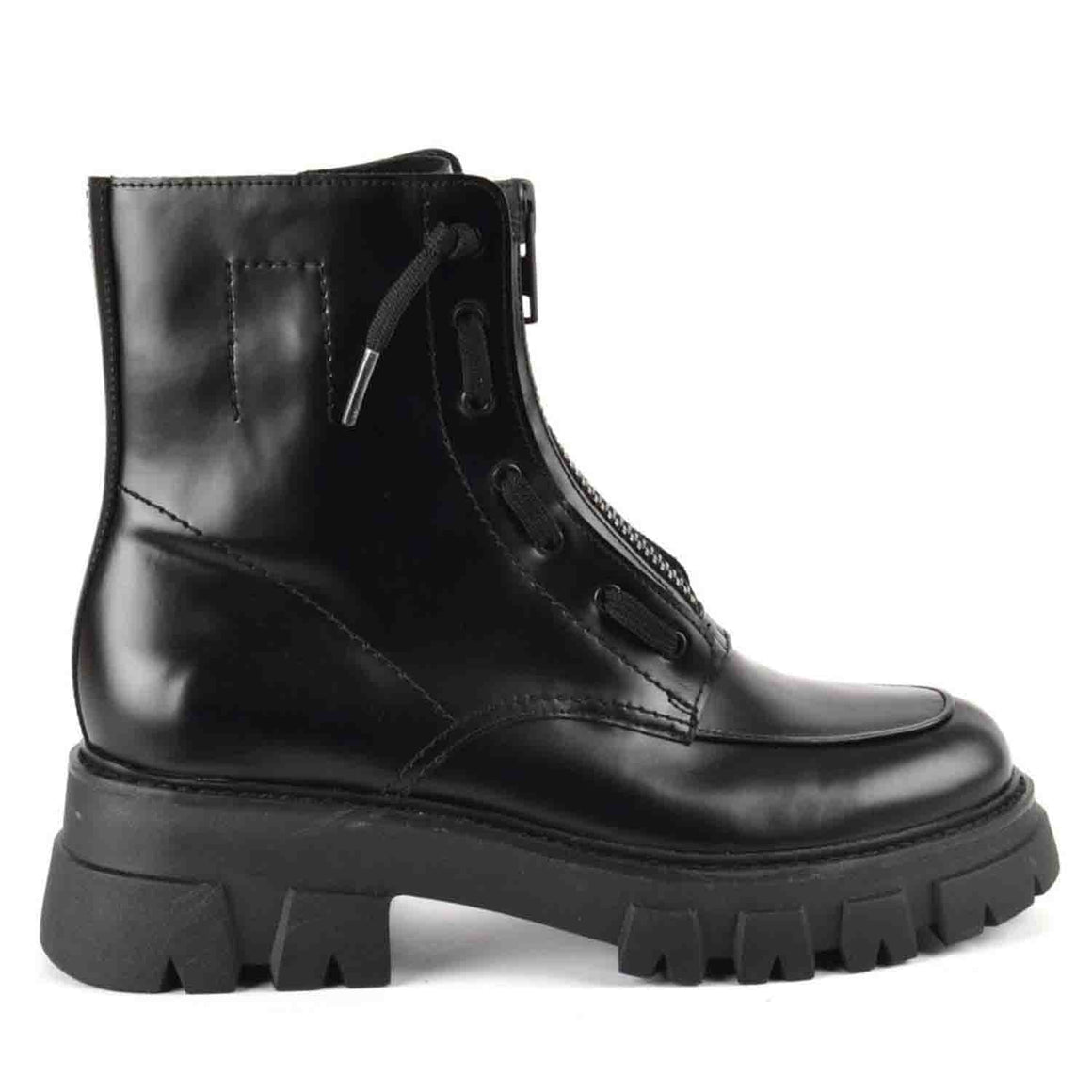 ASH LYNCH ZIP FRONT BOOTS