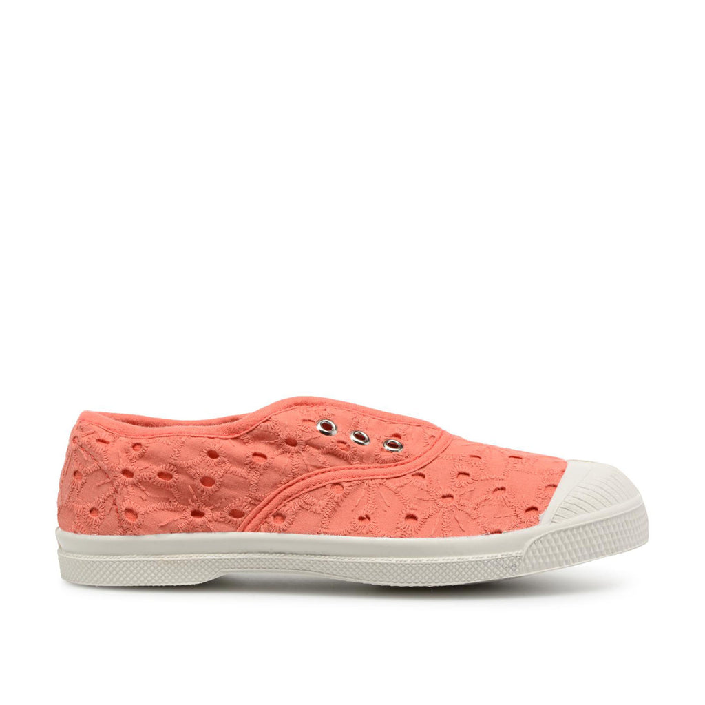 BENSIMON KIDS/ADULT  ELLY BRODERIE CORAL