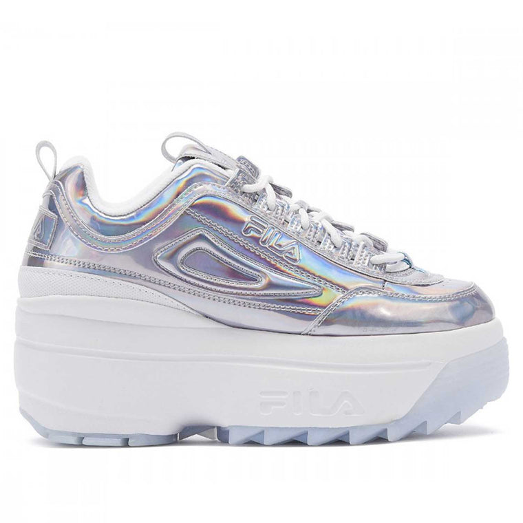 FILA DISRUPTOR II WEDGE IRIDESCENT