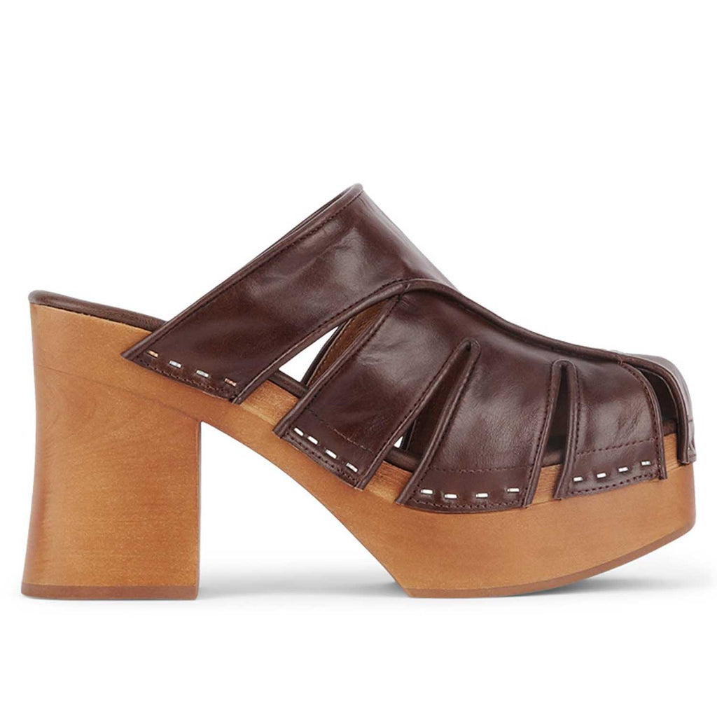 Jeffrey Campbell PLATFORM WOOD MULE