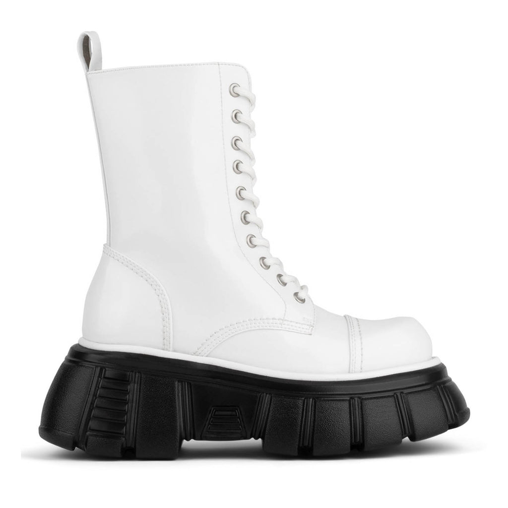 Jeffrey Campbell STOMP WHITE BOX