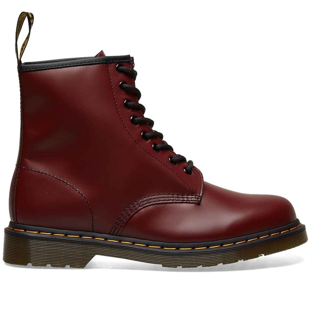DR.MARTENS 1460 CHERRY RED BOOTS