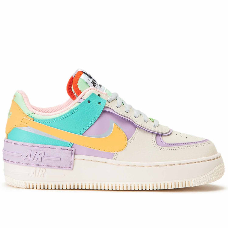 NIKE Air Force 1 SHADOW WHITE MULTI