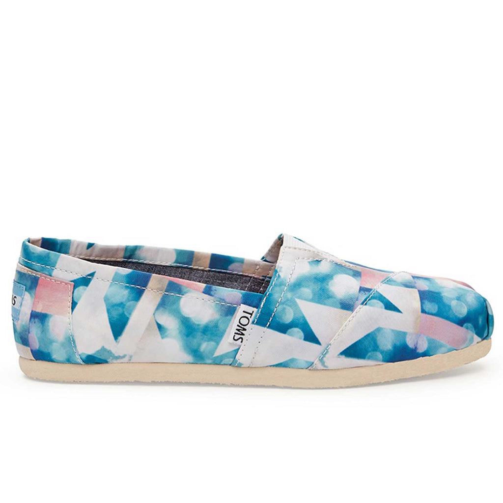 TOMS SATIN CLOUD CLEARWATER