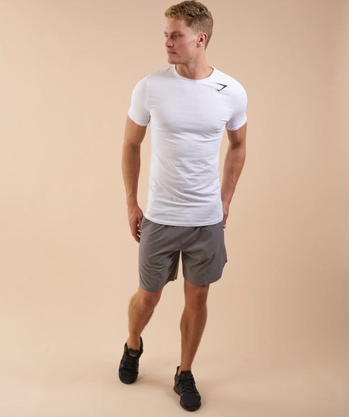 Gymshark Perforated Shorts - Slate