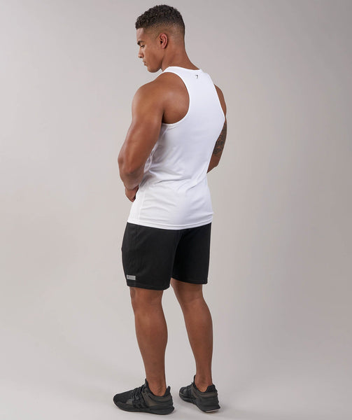 Gymshark Ability Tank - White 3