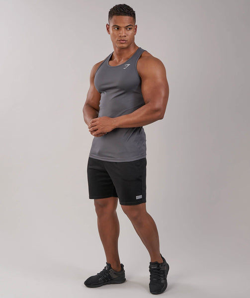 Gymshark Ability Tank - Charcoal 2