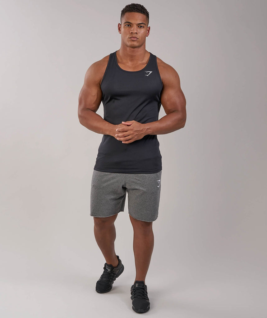 Gymshark Ability Tank - Black 1