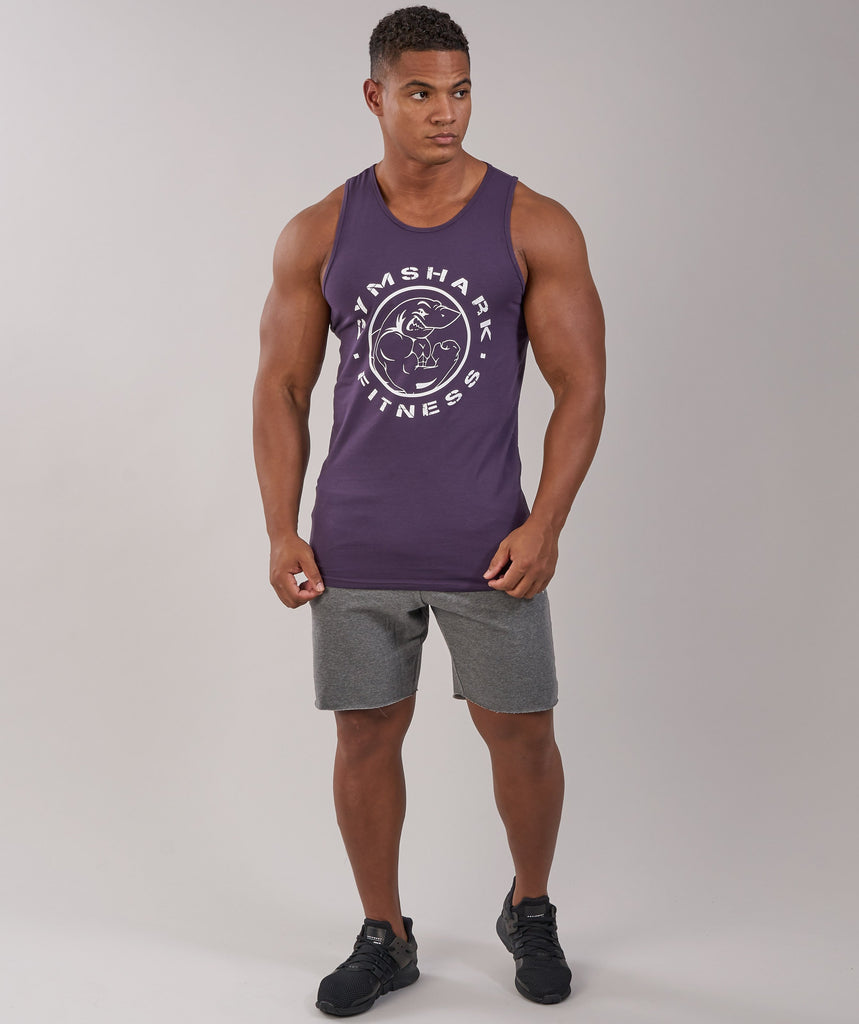Gymshark Fitness Tank - Nightshade Purple 1