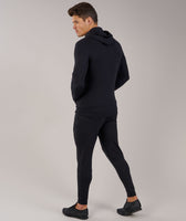 Gymshark Enlighten Zip Hoodie  - Black 10