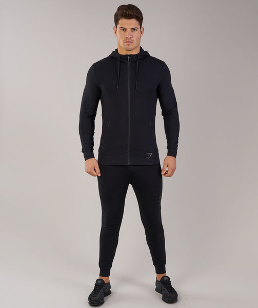 Gymshark Enlighten Zip Hoodie  - Black 4