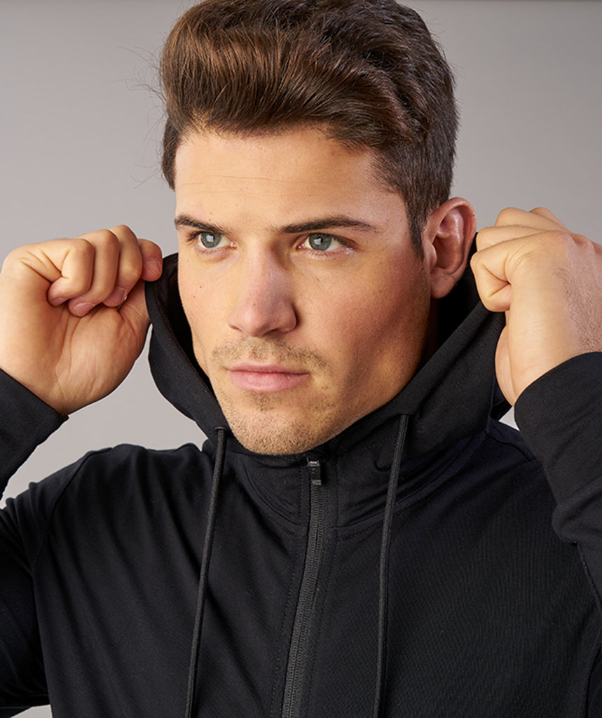 Gymshark Enlighten Zip Hoodie  - Black 6