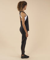 Gymshark Twist Back Vest - Black 9