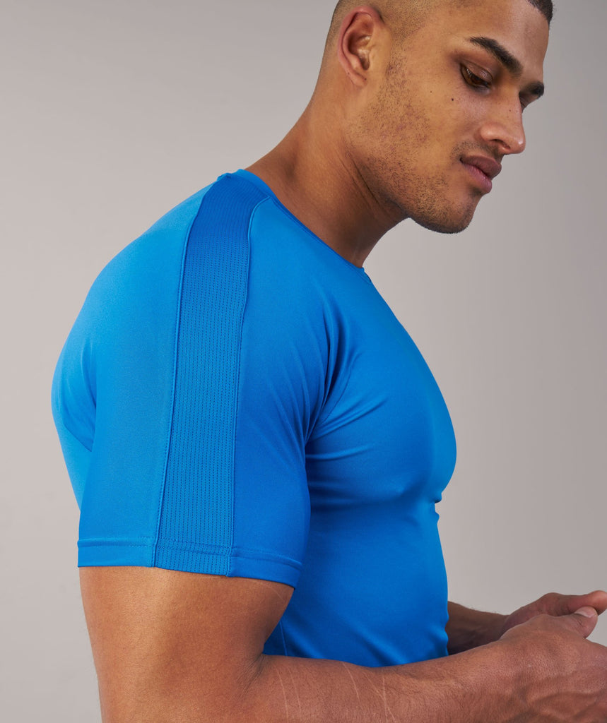 Gymshark Primary T-Shirt - Dive Blue 6