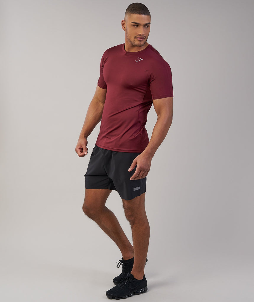 Gymshark Primary T-Shirt - Port 6