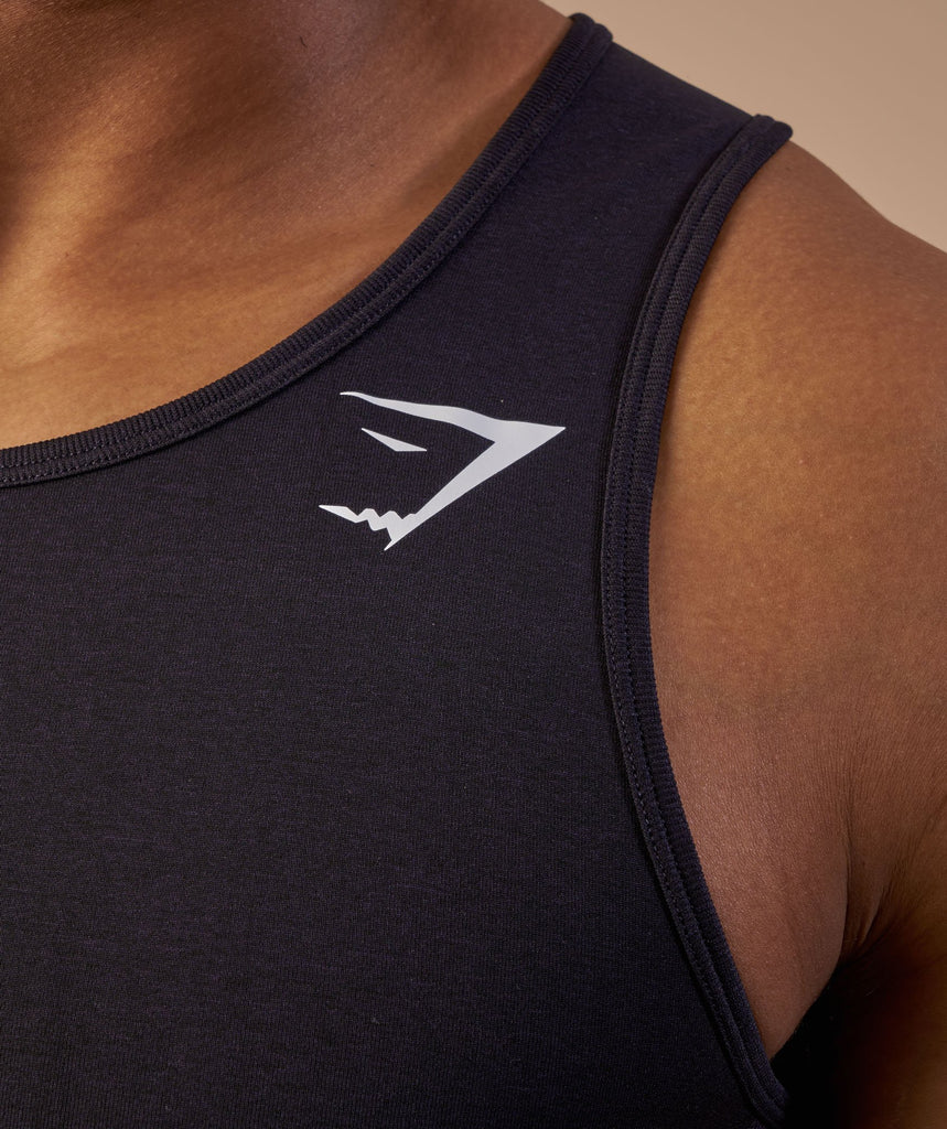 Gymshark Ghost Tank - Nightshade Purple 5