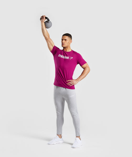 Gymshark Apollo T-Shirt - Purple 3