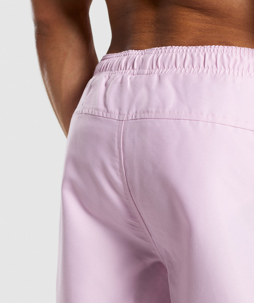 Gymshark Atlantic Swim Shorts - Pink 6