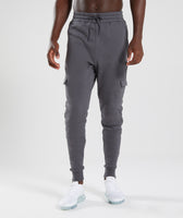 Gymshark Cargo Bottoms - Charcoal 7