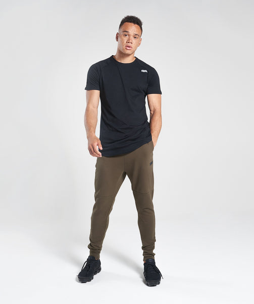 Gymshark Construction T-Shirt - Black 2