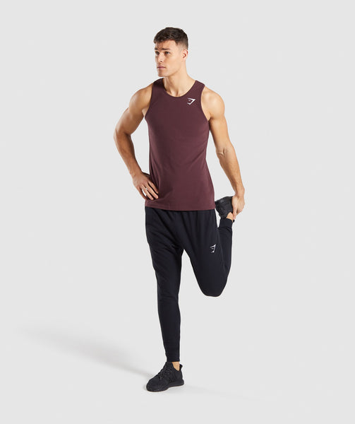 Gymshark Critical Tank - Red 3