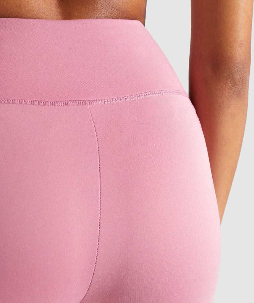Gymshark Dreamy Leggings 2.0 - Dusky Pink 6