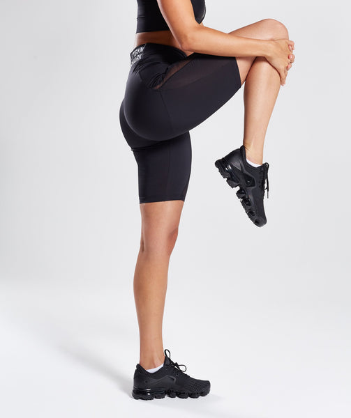Gymshark Elevate Cycling Shorts - Black 2