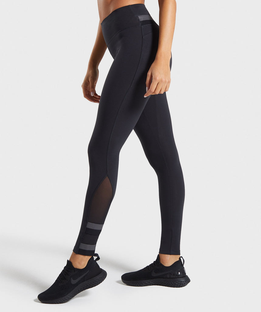 Gymshark Empower Leggings - Black 1