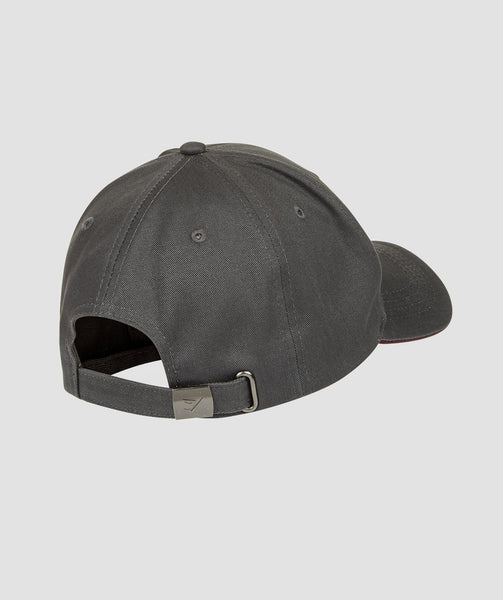 Gymshark Lifestyle Cap - Charcoal 1