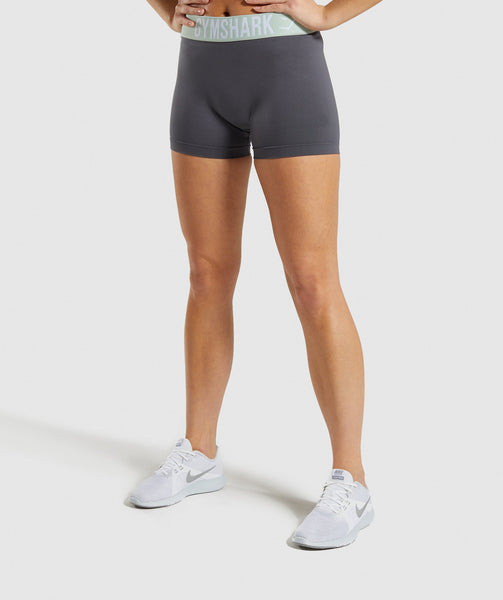 Gymshark Fit Shorts - Grey 4