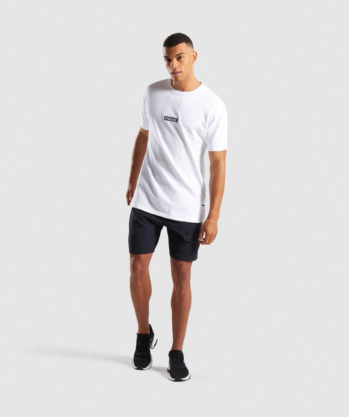 Gymshark Fresh T-Shirt - White 3