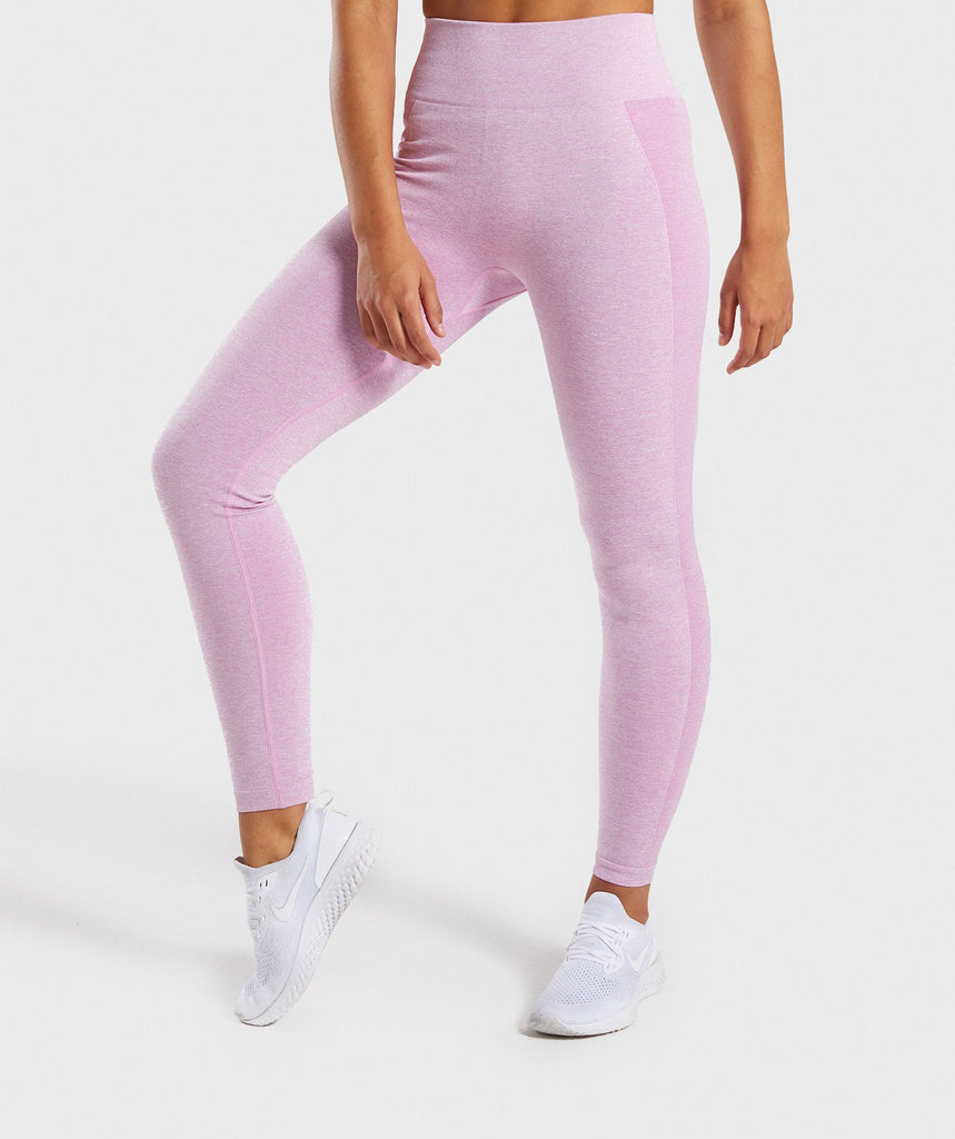 Gymshark Flex High Waisted Leggings - Pink 1