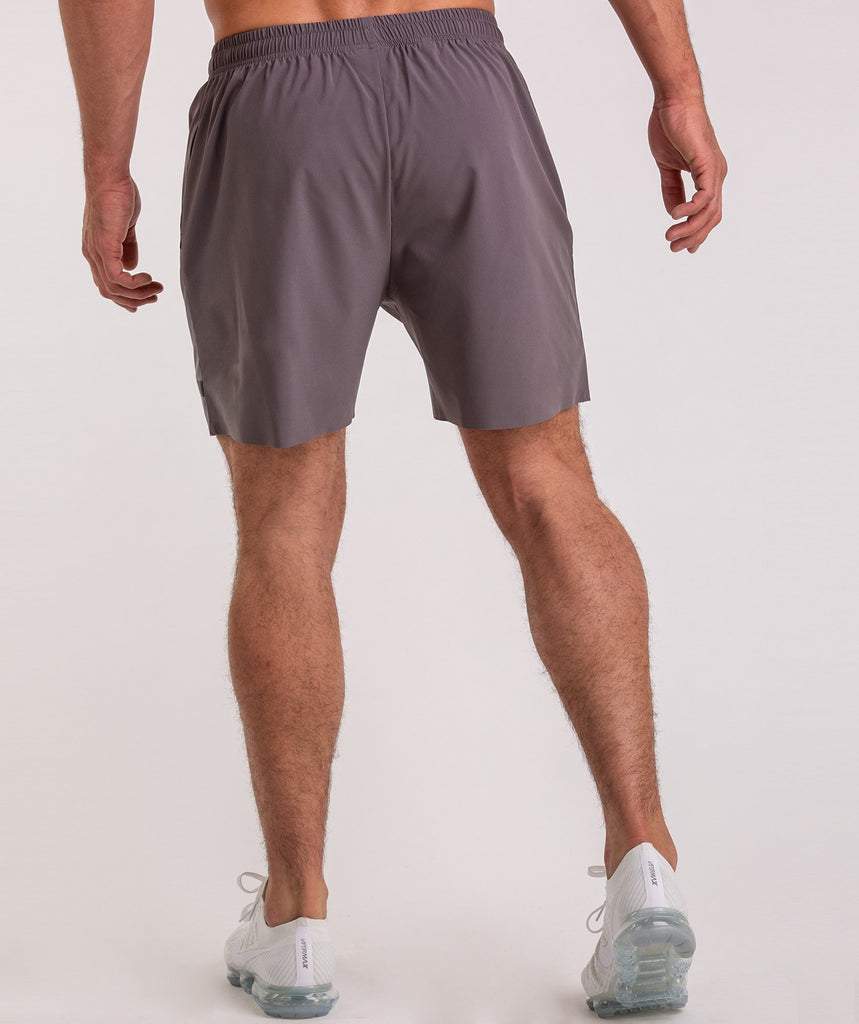 Gymshark Capital Shorts - Slate Lavender 2