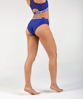 Gymshark Workout Bikini Bottoms - Indigo 8