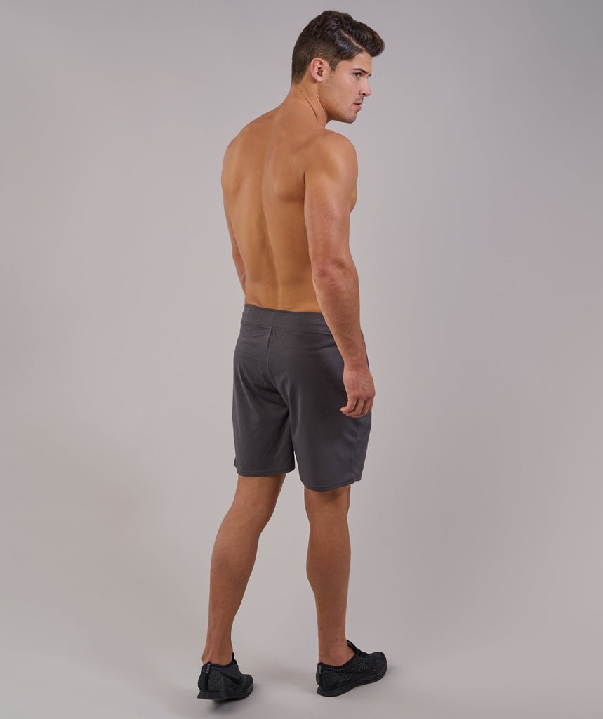 Gymshark Free Flow Shorts - Charcoal 2