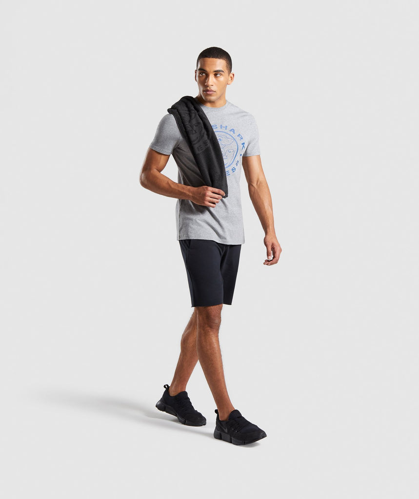 Gymshark Legacy Sweat Towel - Charcoal 1