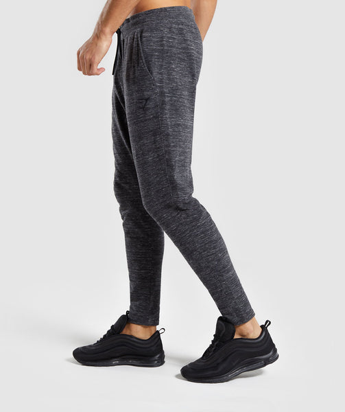Gymshark Lounge Joggers - Charcoal Marl 2